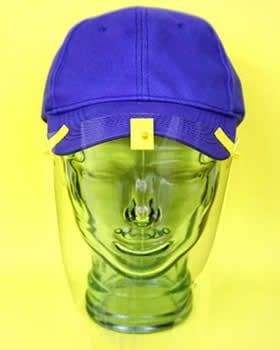 warehousing face shields